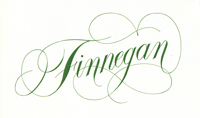 Finnegan by Renée Alexander